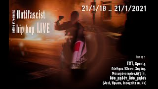 Antifa Hip Hop Live